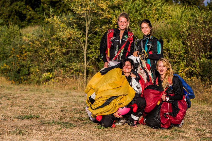 No PaNiKS steigen aus FS 4er Frauen Wettbewerb aus