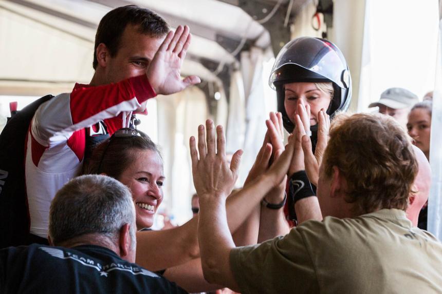 FS 4er Einsteiger: Team Charlie Marl ist Deutscher Meister