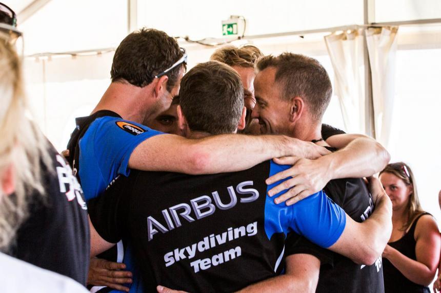 FS 4er Offen: Airbus 4-way ist Deutscher Meister 2016